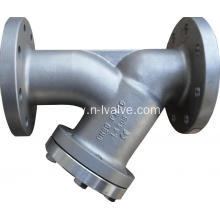 Fast Delivery for Y Type Industrial Strainer DIN 1.4408 Casted Y Type Strainer export to Guinea Suppliers